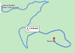 Mt Riddell