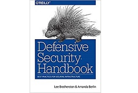 Book Review: Defensive Security Handbook